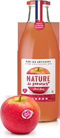 Bouteille Pink Lady Nature de Pommes